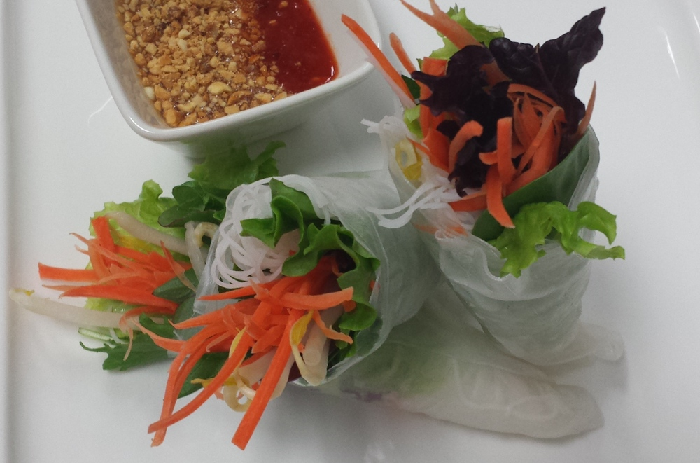 SIP THAI SUMMER ROLL