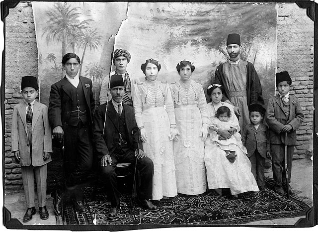 In 1946, my grandfather, Nissim Isaac David, was exiled from Iraq with his family (pictured above). Like many Iraqi Jews, they were forced to leave behind a legacy spanning close to half a millennium. After settling in Long Island, his import and export company, Davisons & Co., among the most successful and active in the Middle East, found a new home in New York. The business closed in the 1960s. He died in 1975.  In 2004 I reopened my grandfather's business.