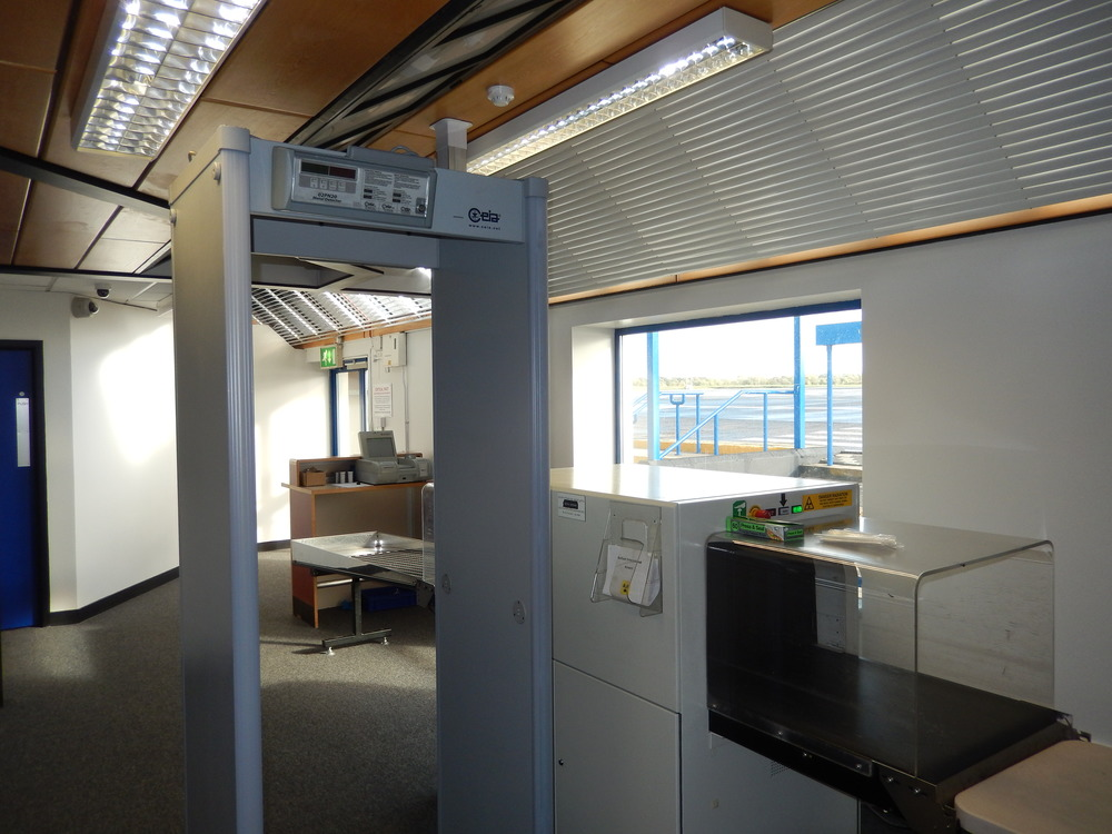 VIP Security Suite with Direct Access Airside
