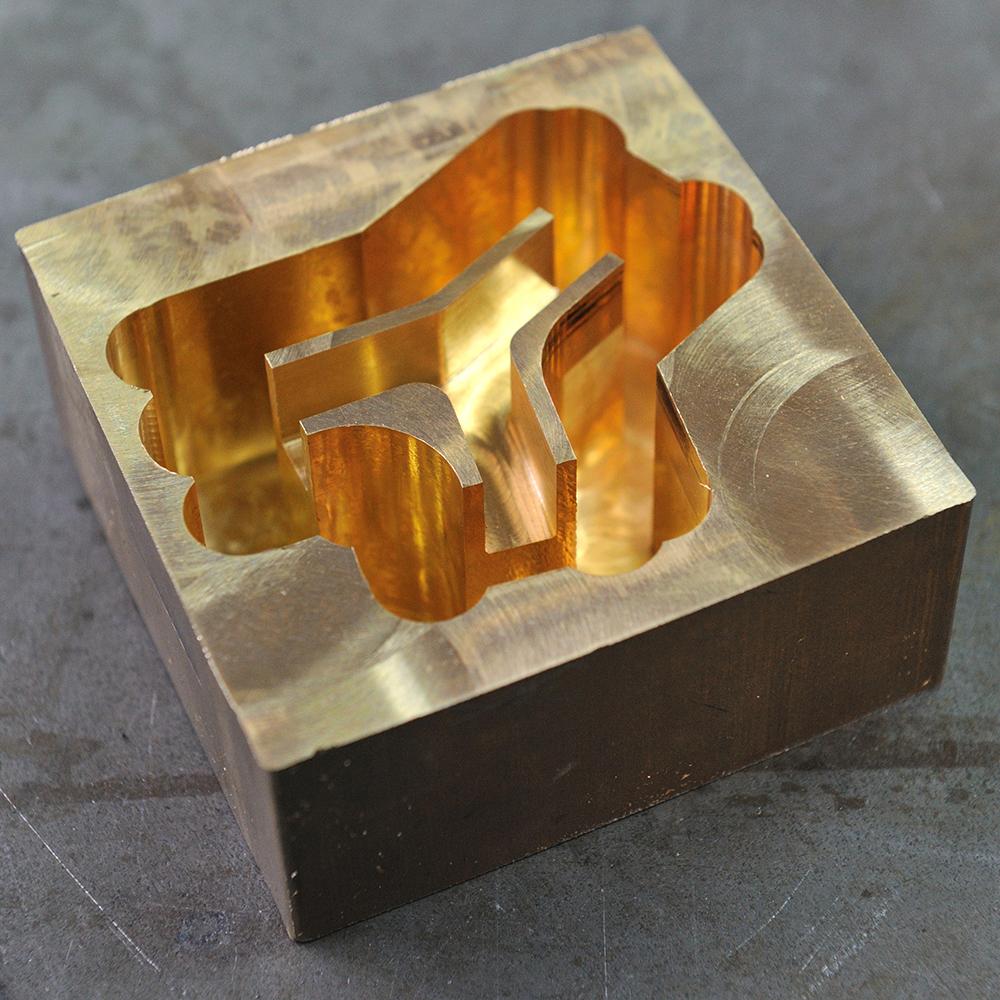 Digital milling