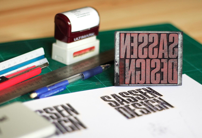 Business cards — Sassen Design