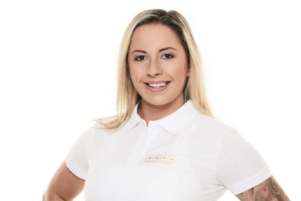 Tessa Hartmann Personaltrainerin Private Training