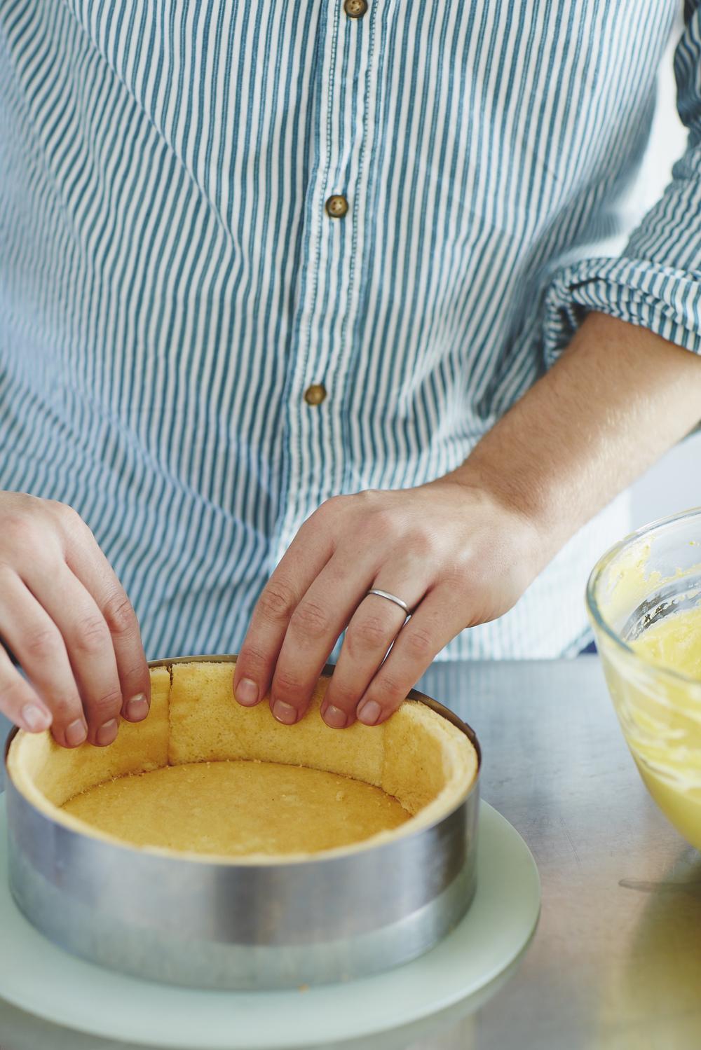 Кокосовый мусс для торта рецепт