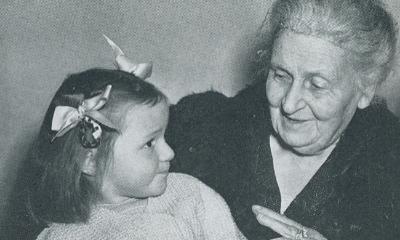 19 Mandamientos de María Montessori para los padres