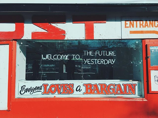 """Come in and get lost."" Saying goodbye to Honest Eds."