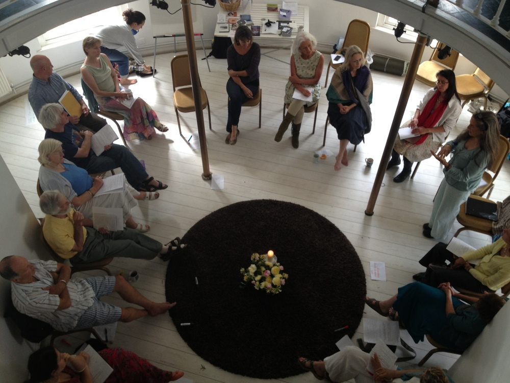 Inner Action pilot workshop June 2014