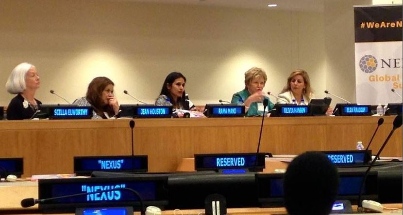RWRW at Nexus UN Global Summit