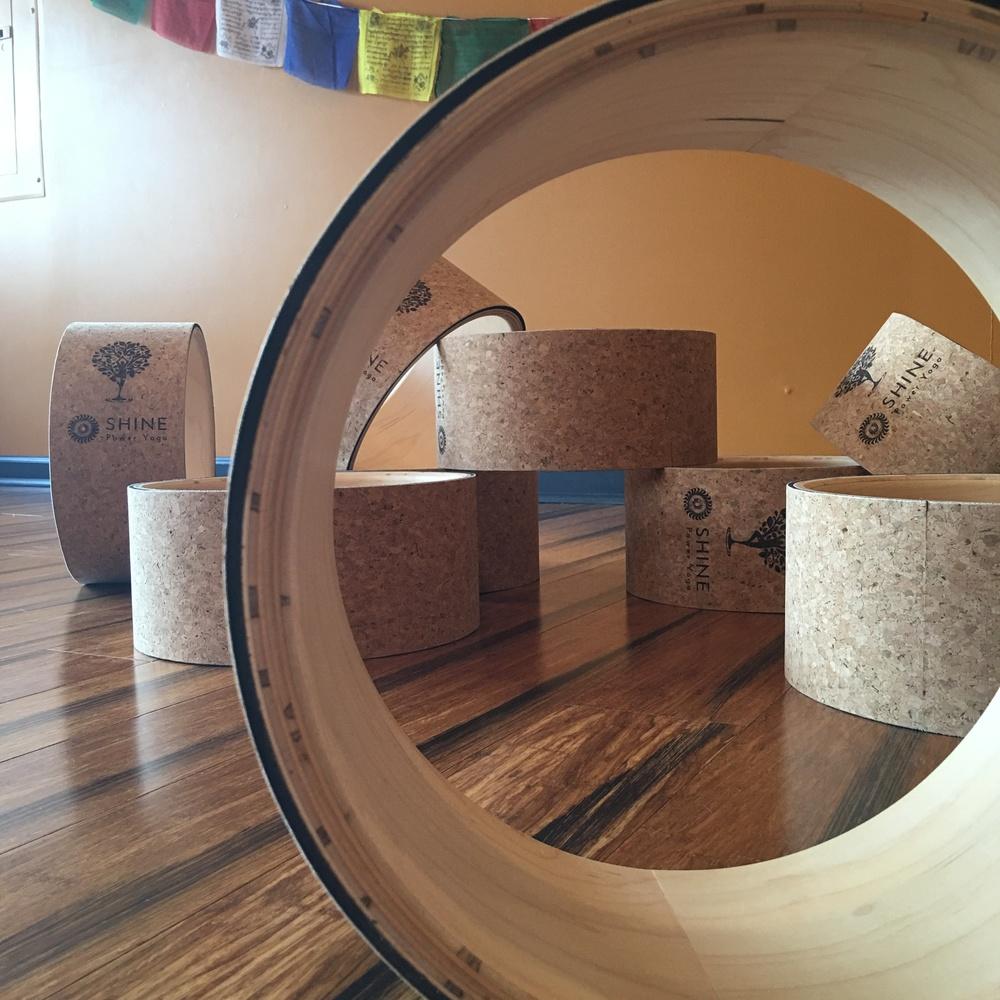Yoga Wheel, Wheel Class, Yoloha