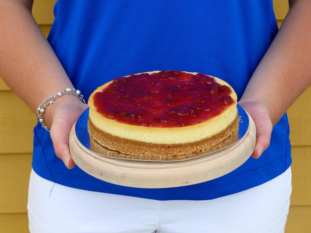 Gâteau au fromage Pied-De-Vent