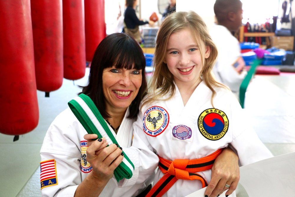 Strong, fast, and not to be messed with! - TOP QUALITY INSTRUCTORS. CLASSES 7 DAYS A WEEK. AGES 3-75!