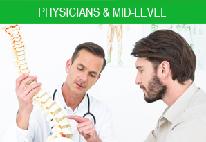 Spinal Reflex Analysis for Physicians & Mid-Level Physicians