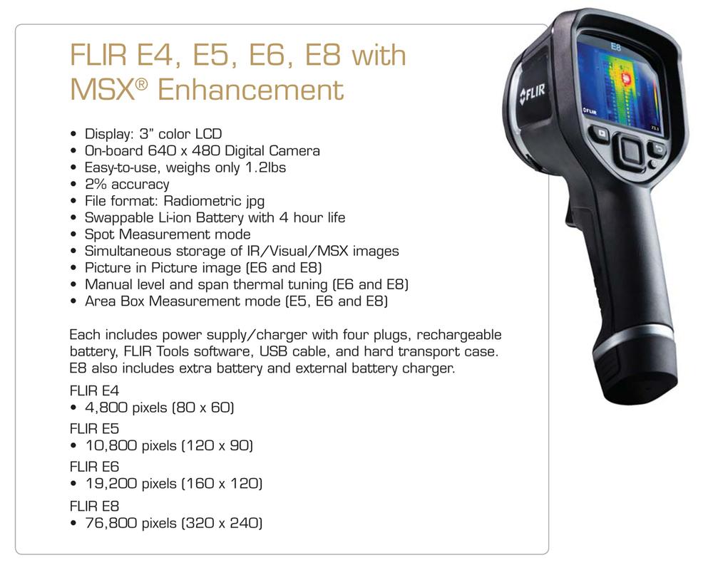 FLIR Information
