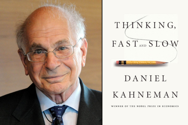 Daniel Kahneman, Nobel Prize Winner, Very Wise Man