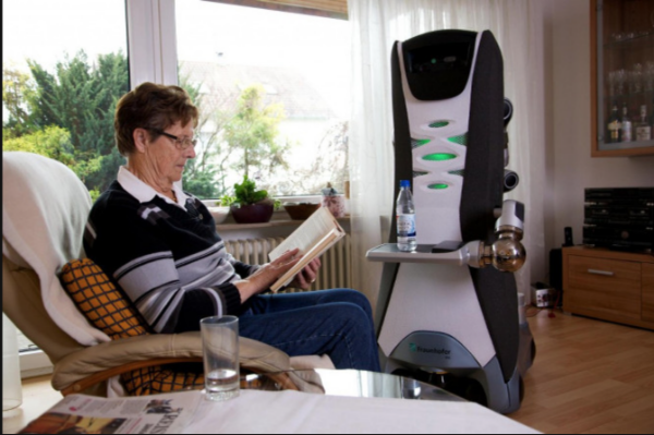 Caregiver robots will succeed by making recipients comfortable with new kinds of relationships.