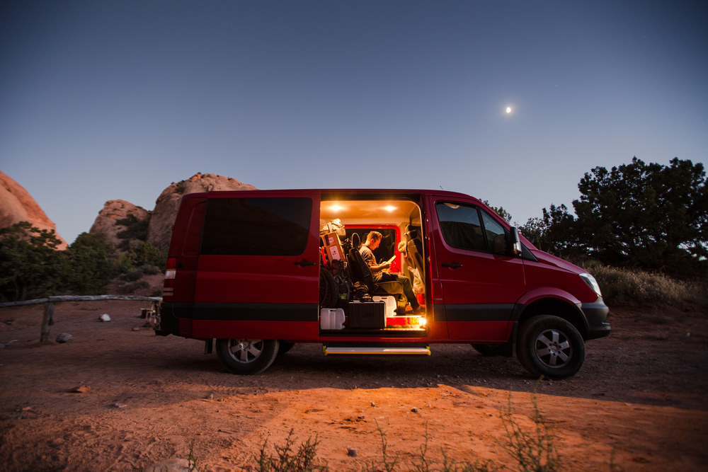 In Search Of Adventure The 2015 Mercedes Benz Sprinter Crew 4x4