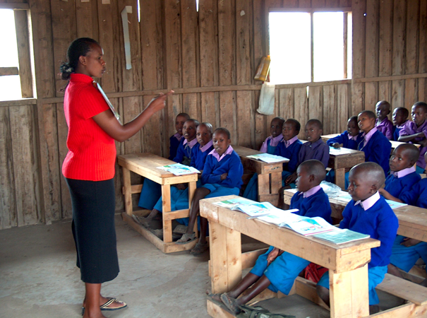 BEADS strives to improve the quality of teaching in our sponsored schools with our teacher training and intern program. Most teaching in Kenya is based on memorization and repetition but our goal is to create critical thinkers and ultimately the next generation of Kenyan leaders.