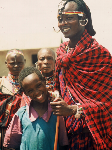 BEADS funded Patrick Papatiti, a Maasai leader of more than 8,000 warriors in the Amboseli region, to research the practice of FGM. He concluded that FGM was wrong, and that an alternative ceremony could be developed.