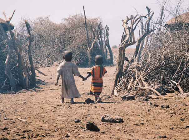 There have been two devastating droughts in Kenya in the last decade alone. Droughts especially affect tribes like the Maasai, who are pastoralist herders who rely on grazing land for their animals. The effects of one season of drought can be felt for as many as five years as the herds are rebuilt.