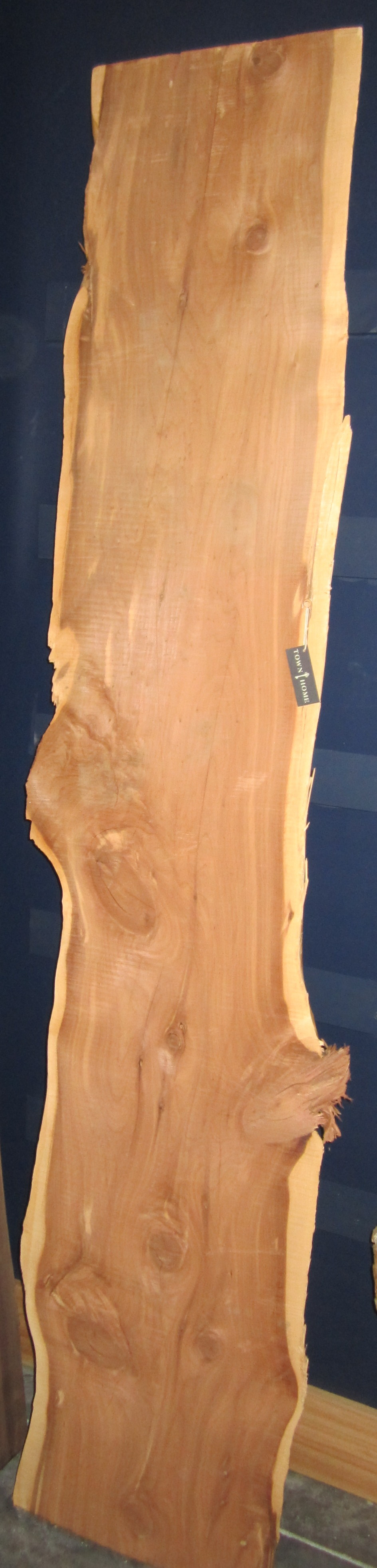 Red Cedar Slab/Mantel