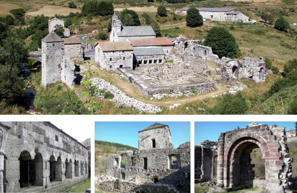 Students will study a 12th century Romanesque Abbey this summer