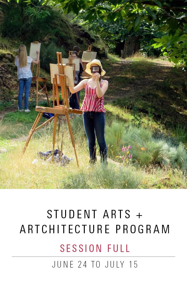 Student Arts + Architecture Program