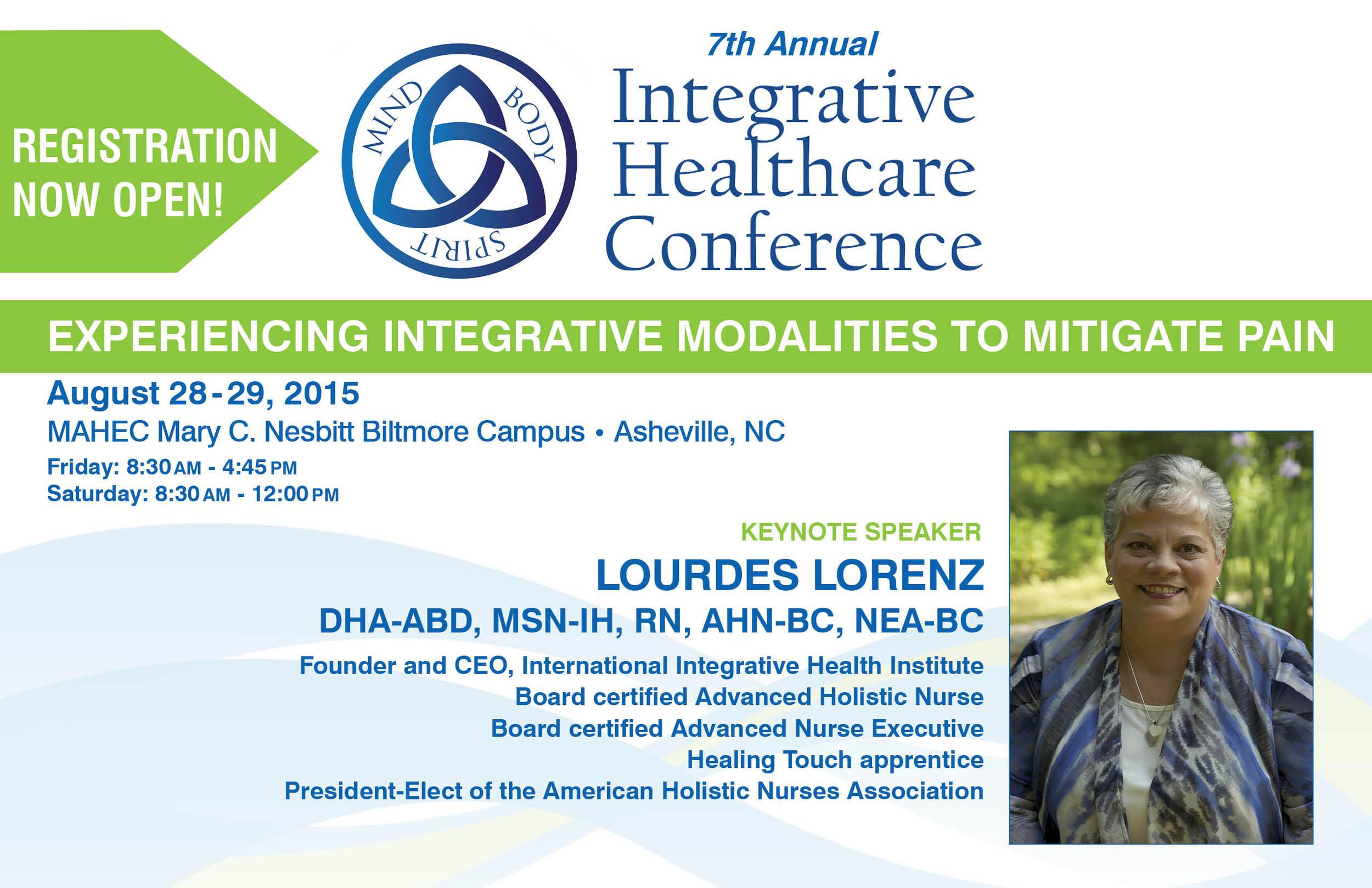Speaking Engagements — International Integrative Health Institute