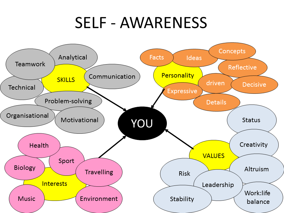 personal development and self assessment exercises Personal development about personal development career assessment exercise self awareness worksheet mission statement the following personal identity workshops helps you discover your personal traits, values, and tendencies.