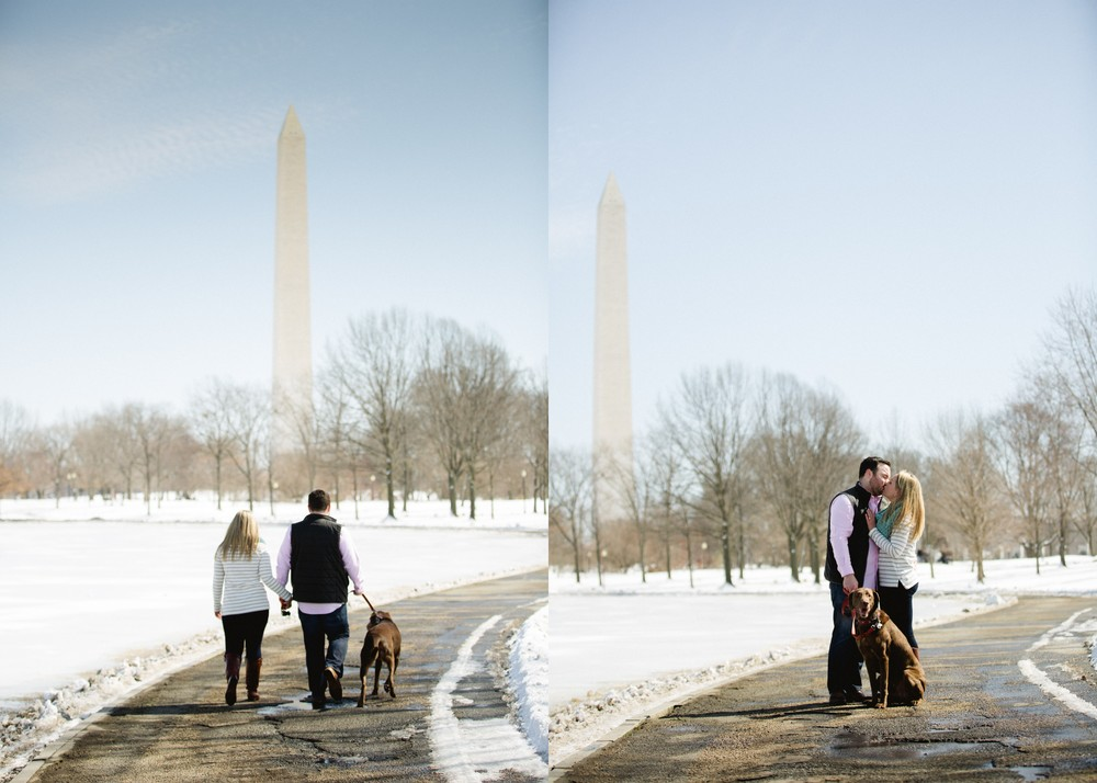Washington DC Engagement Sessions_Vness Photography