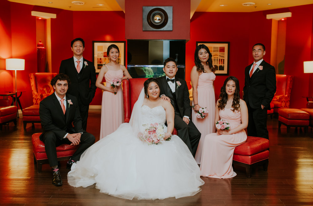 2941 Restaurant Wedding Photo - Vness Photography