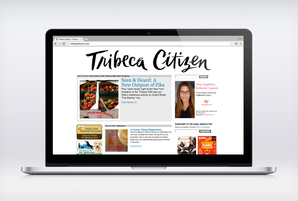 tribeca citizen web