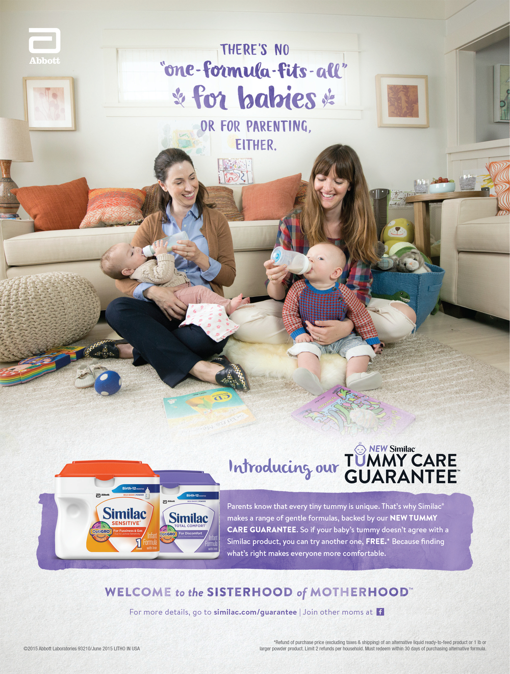 Similac one formula fits all erin ellis