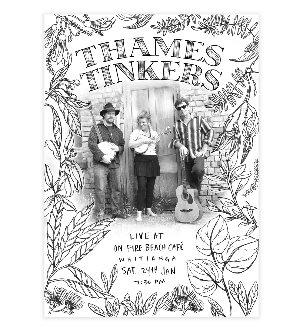 ellis tinkers poster