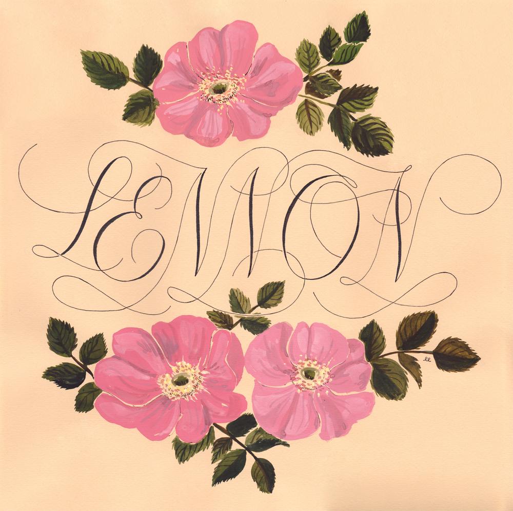 lennon roses