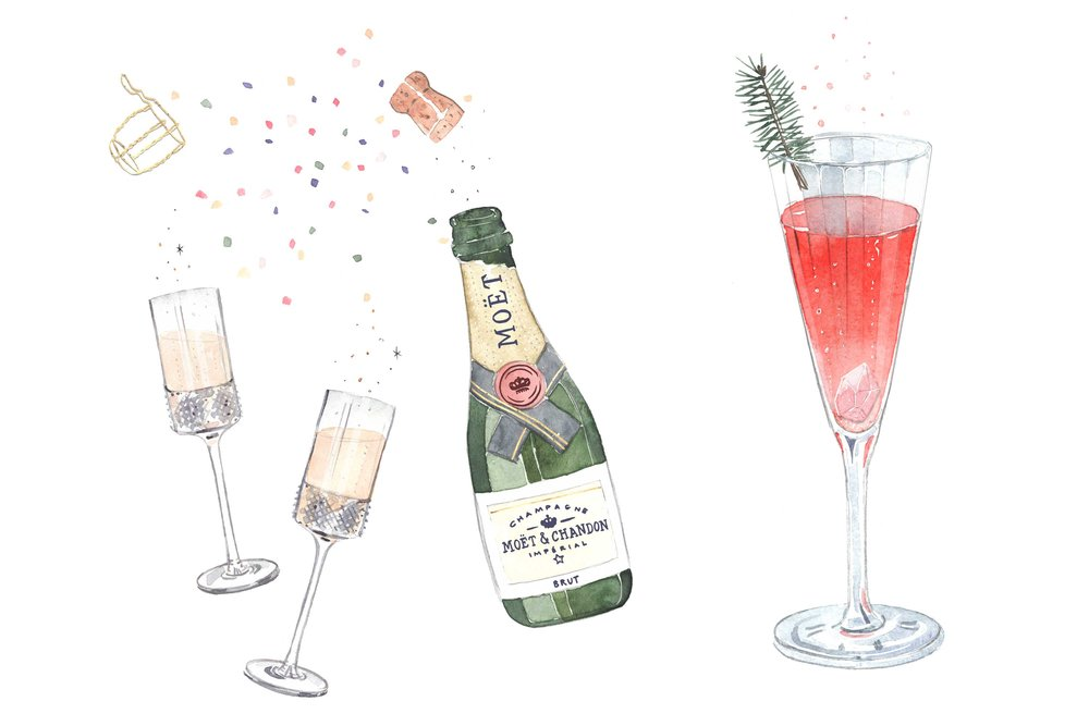 erin-ellis_lifestyle_watercolor_illustrations_cocktails_well+good.jpg