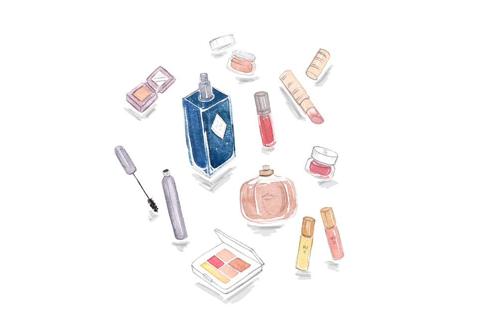 erin-ellis_lifestyle_watercolor_illustrations_beauty_products_well+good.jpg