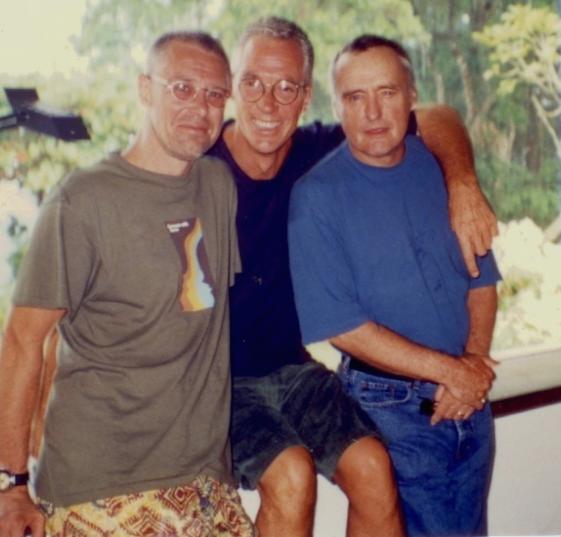 Adam Clayton U2, Garland, Dennis Hopper.png