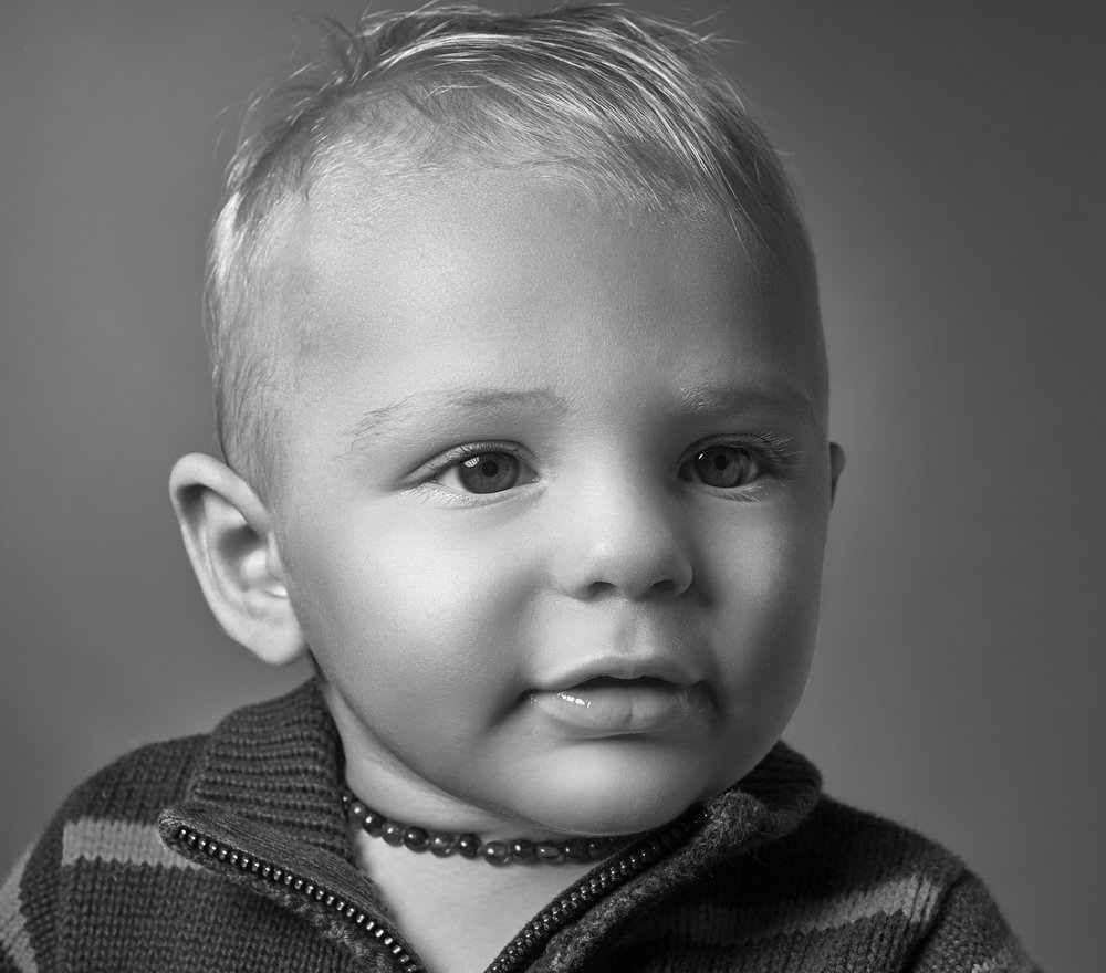 Simon, 9 months