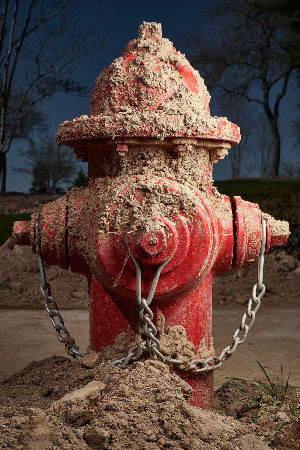 Hydrant Portrait #34