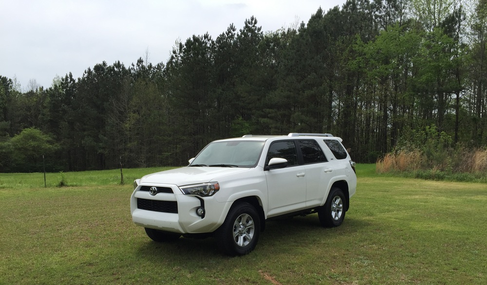 Toyota 4Runner | Christina Sloan Events