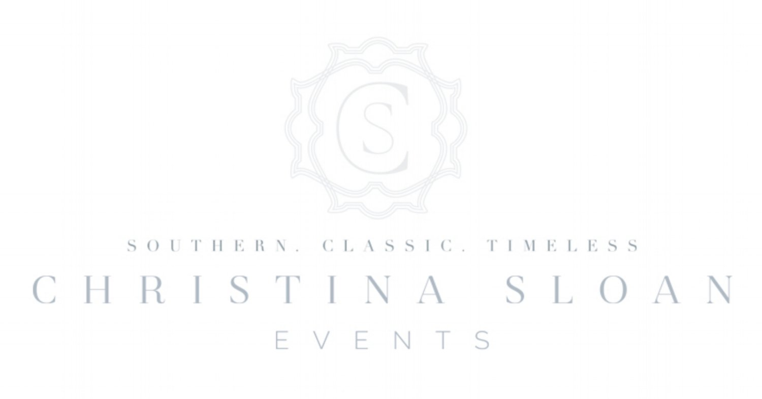 Christina Sloan Events