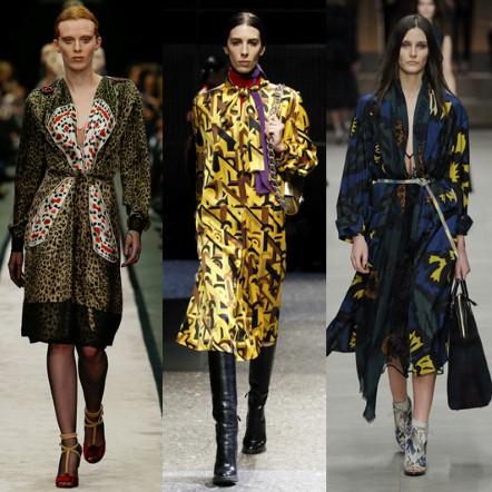 Givenchy, Prada, Burberry