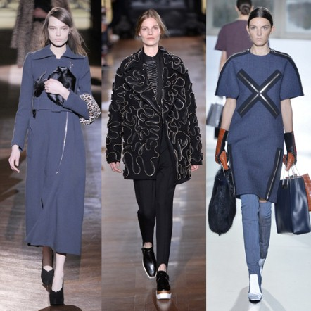 Carven, Stella McCartney and Balenciaga