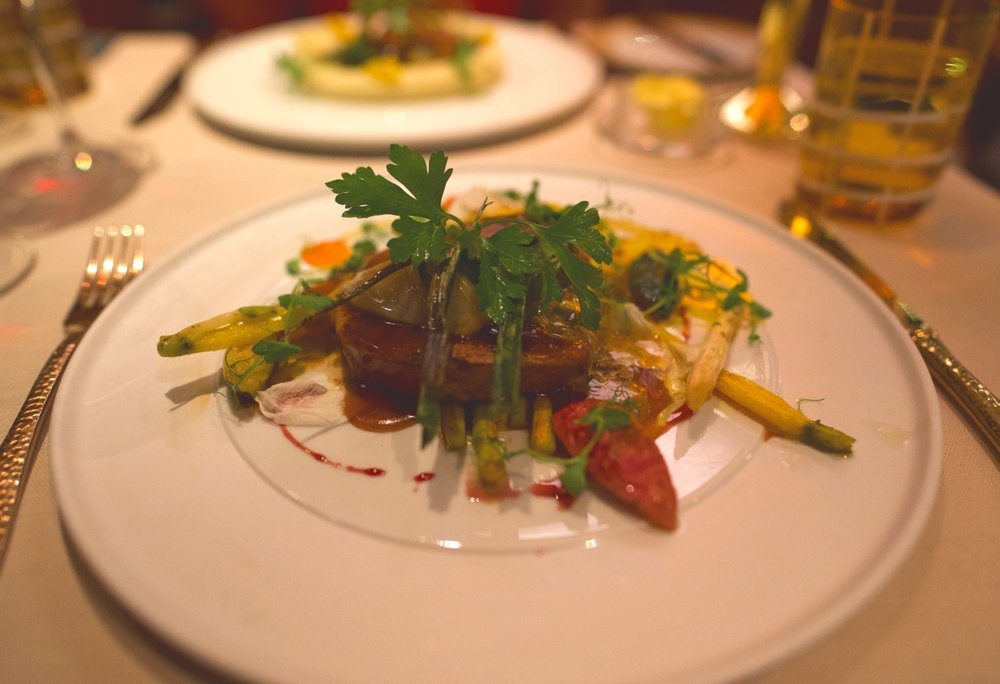 The filet of grassfed Limousin beef.