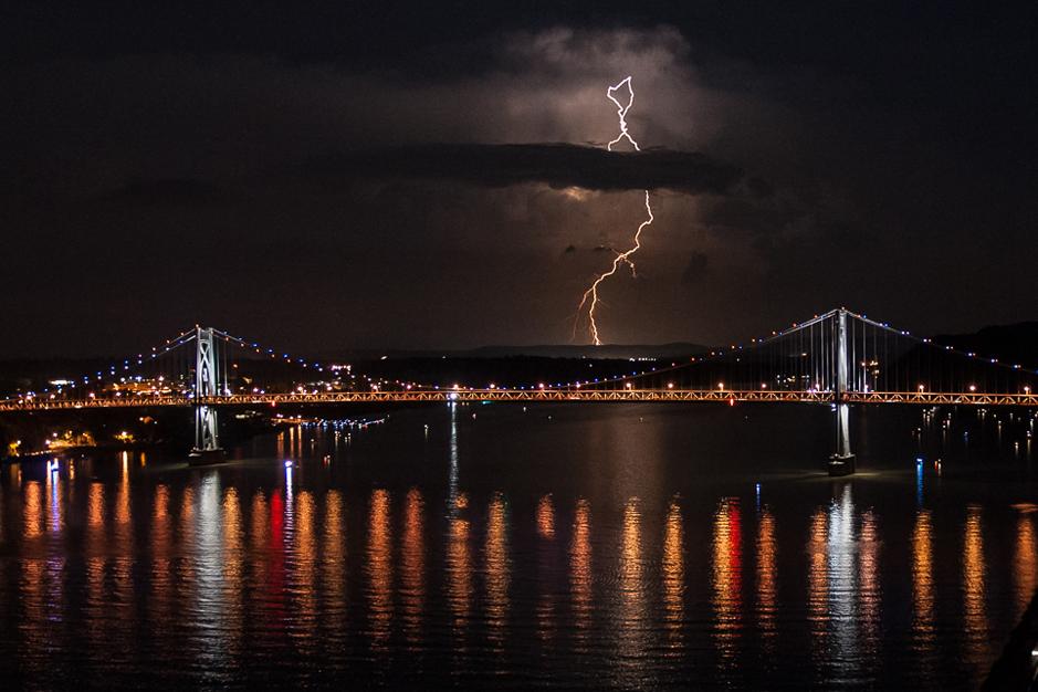 Mid-Hudson Bridge, NY
