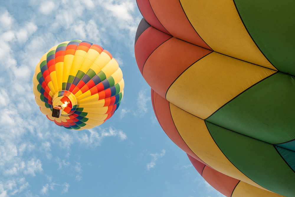 Dutchess County Regional Chamber of Commerce's Balloon Festival, Poughkeepsie, NY