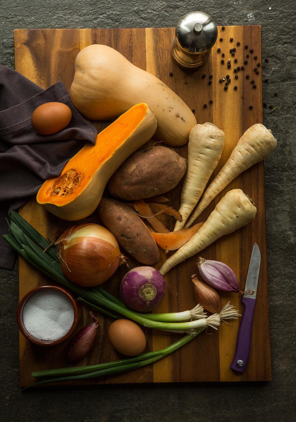 Food styling: Leslie Orlandini