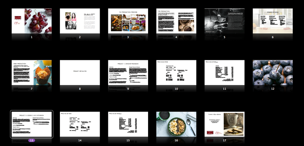 Multipage Proposal