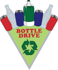 On Sept. 6 (Saturday), there will be a bottle drive by the CTES 6th grade to help raise money for the class's annual trip to Camp Keewaydin for a week. Bottles can be dropped off until noon at the school in Proctorsville. To arrange for a pickup or for more information, please call Shannon at 376-3632.