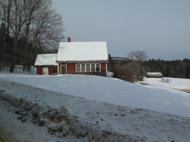 1st School District in Cavendish-Center and Town Farm Roads.