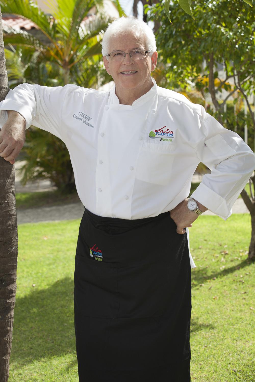 Chef Daniel Vasse
